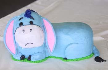 birthday donkey