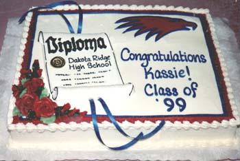 grad diploma