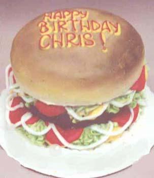 hamburger (cut out)