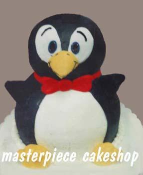 penguin (cut out)