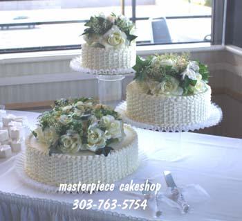 wedding basketweave