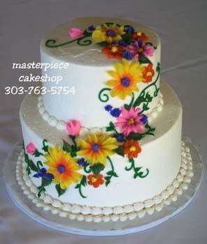 wedding bright flowers 1