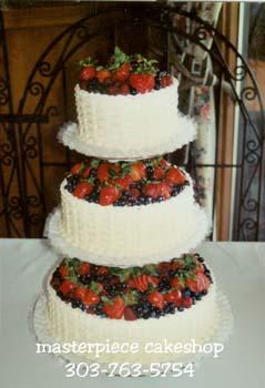 wedding fresh fruit