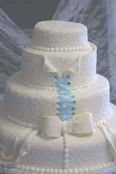 wedding ribbon lacing
